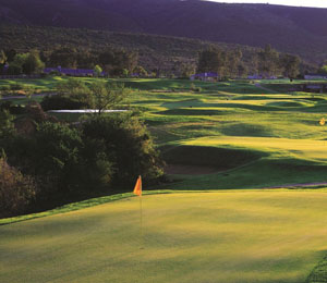 Bushman sands Golf course