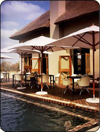Thandeka Lodge in Waterberg